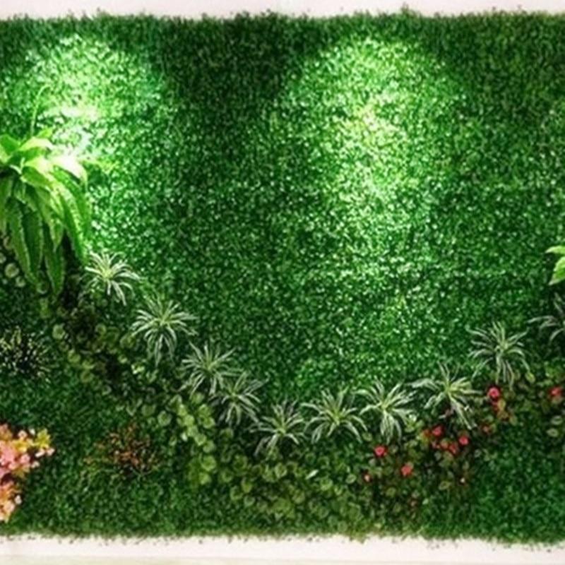 Crăciun artificială de plastic de iarbă mat Simulare Plante fals - Produse pentru sărbători și petreceri