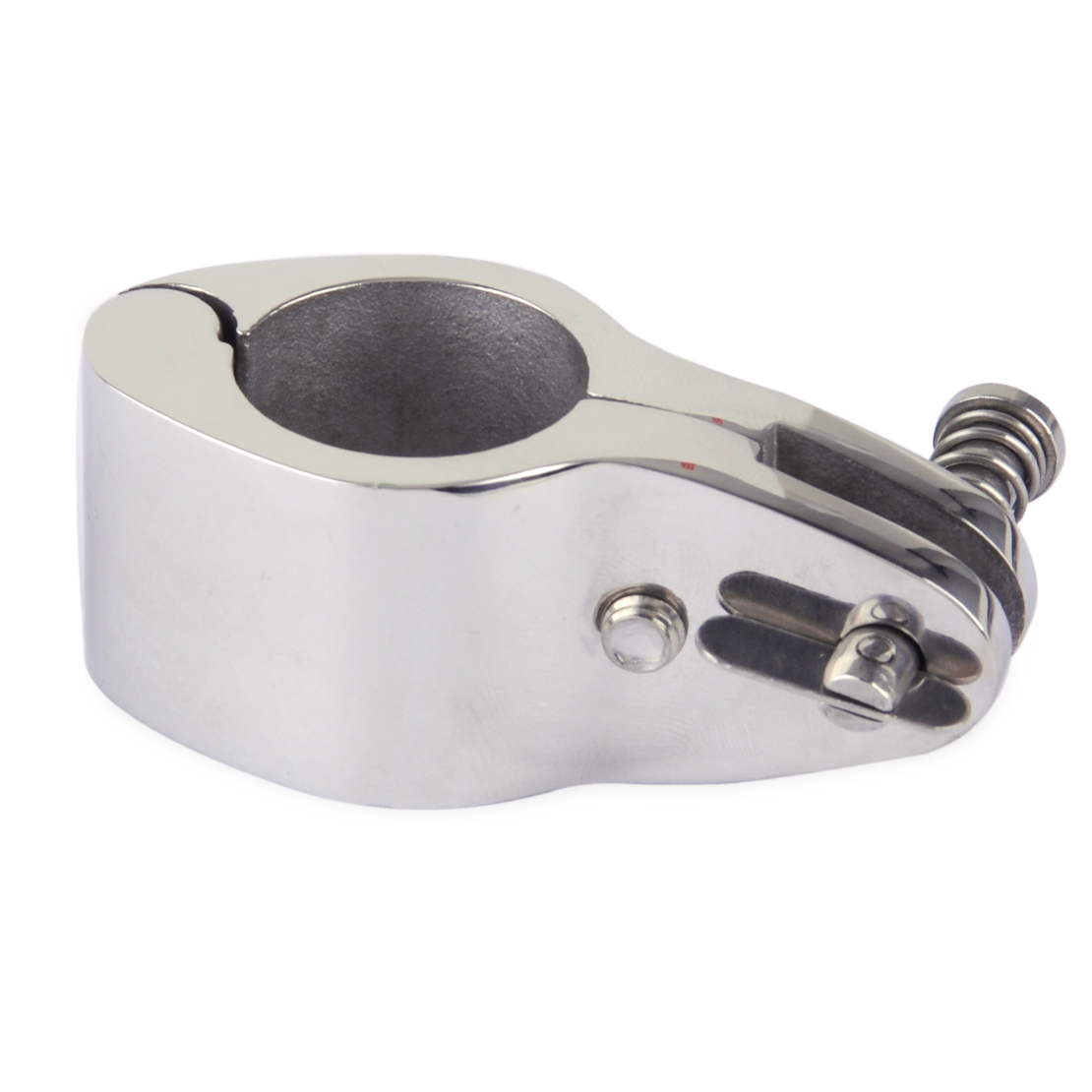 CITALL 1 Silver High Quality 316 Stainless Steel Boat Marine Yacht Jaw Slide Hinged Hardware Fittings
