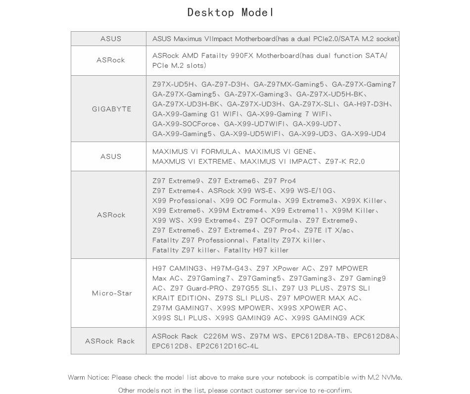 KingSpec SSD M.2 64GB-2TB 2242/2280