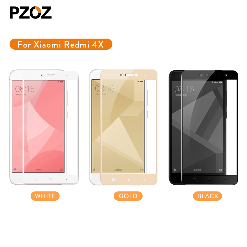 Image 4 - PZOZ xiaomi redmi 4x 5 plus glass tempered cover prime screen protector redmi 4x glass protective Clear phone xiomi redmi 5 film-in Phone Screen Protectors from Cellphones & Telecommunications on