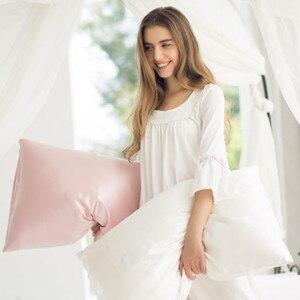 1pc silky satin pillow case