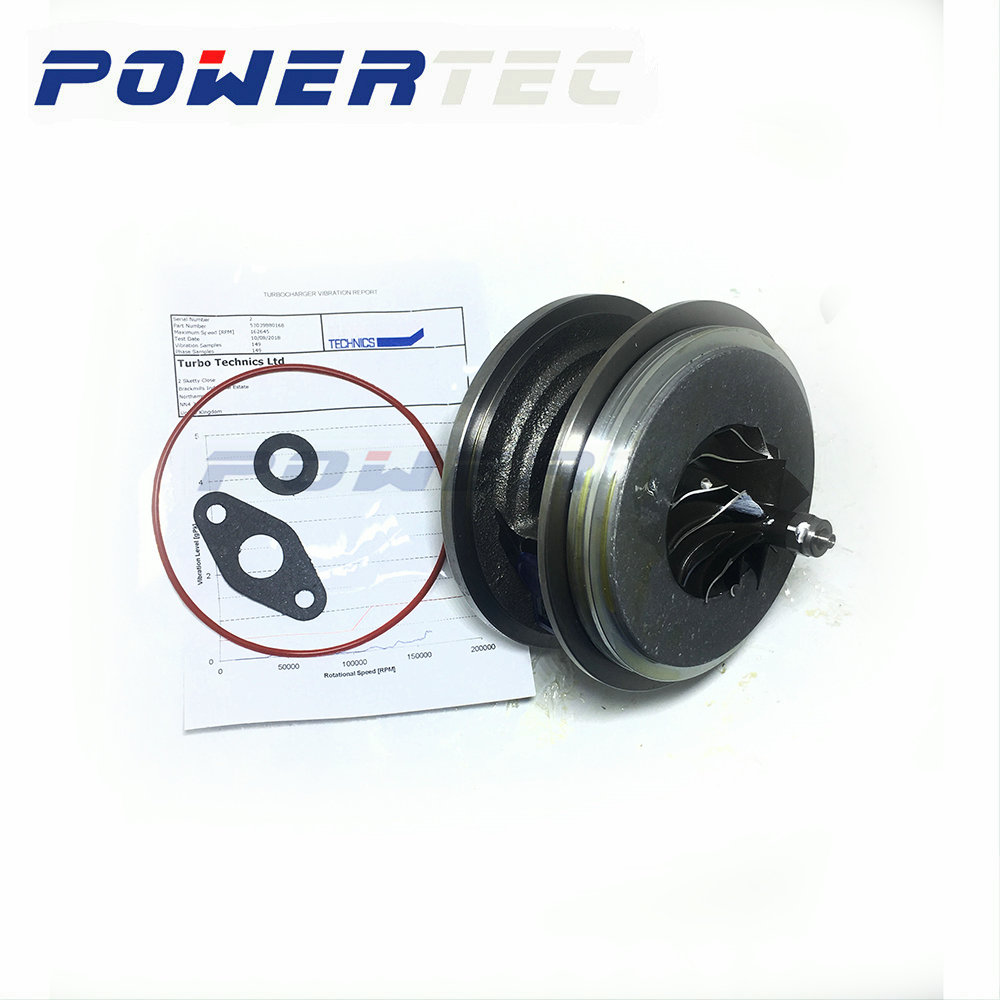 New KKK Turbo Charger Cartridge Core CHRA Turbine 53039700168 53039880168 For Great Wall Hover H5 2.0 T 4D20 1118100-ED01A