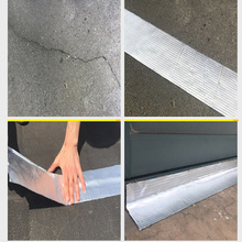 Quality Aluminium Foil Butyl Rubber Tape Pipe Glass Floor Roof Window Wall Waterproof Adhesive Sealer 3cm x 5m 1.5mm Thick