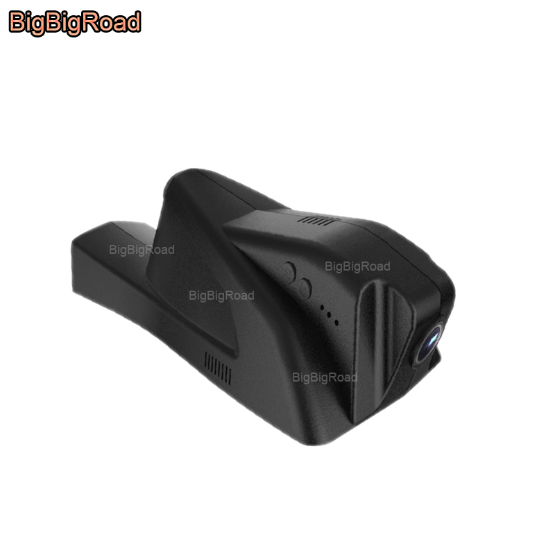 BigBigRoad For DS 5LS DS5LS citroen 2014 2015 Car Video Recorder Wifi DVR Dash Cam Camera Car Black Box FHD 1080P Novatek 96655