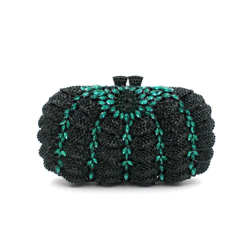 BL008 Nuevo diseño de embrague noche bolsas de diseñador de la marca mujeres mon