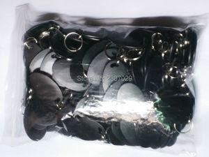 Image 5 - 1000 шт./лот черный дальний водонепроницаемый ABS UHF тег Alien H3 RFID брелок цепь для ключей брелок тег