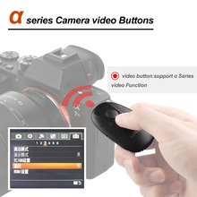 Kablosuz Deklanşör LENSGO Kızılötesi Uzaktan Kumanda Canon Nikon Pentax Sony Pentax Konica/Minolta kızılötesi Kamera
