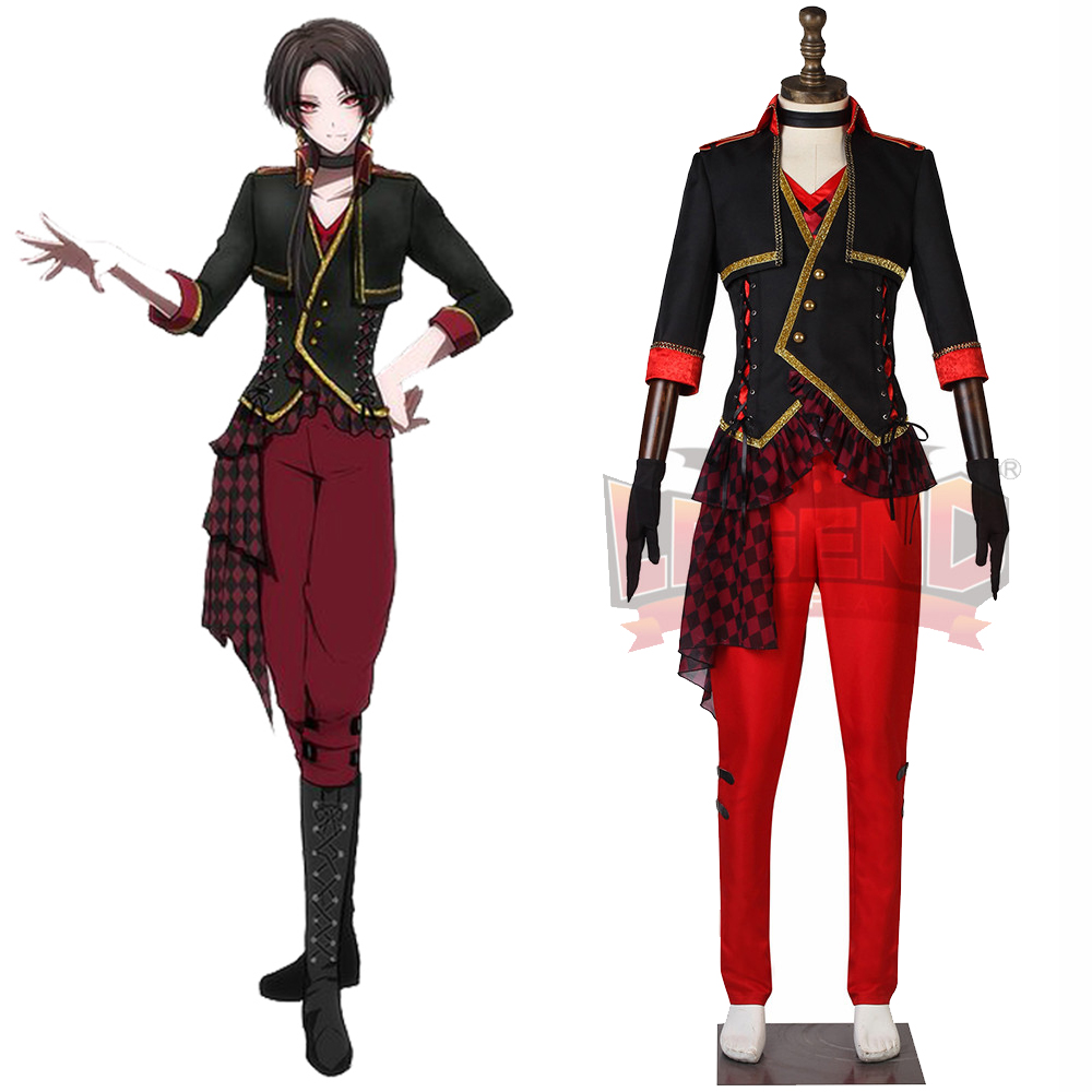 Game Touken Ranbu Online Kashuu Kiyomitsu Cosplay adult costume full set custom made outfit
