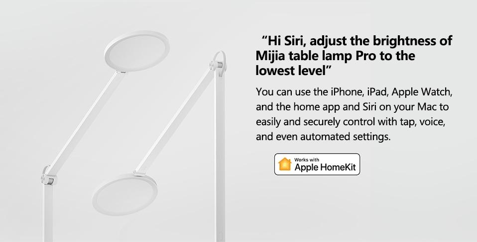 Xiaomi Mijia LED table Lamp Pro Smart Eye Protection Reading Light (4)