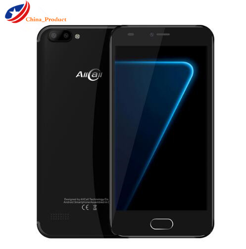 AllCall Alpha 4G LTE Smartphone Android 7 0 MTK6580A 4X Cortex A53 Dual back camera 8MP