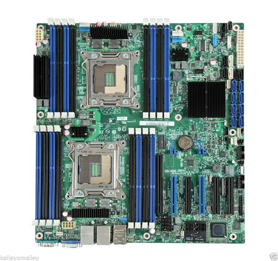 Desktop Motherboard Refurbished BBS2600CP2