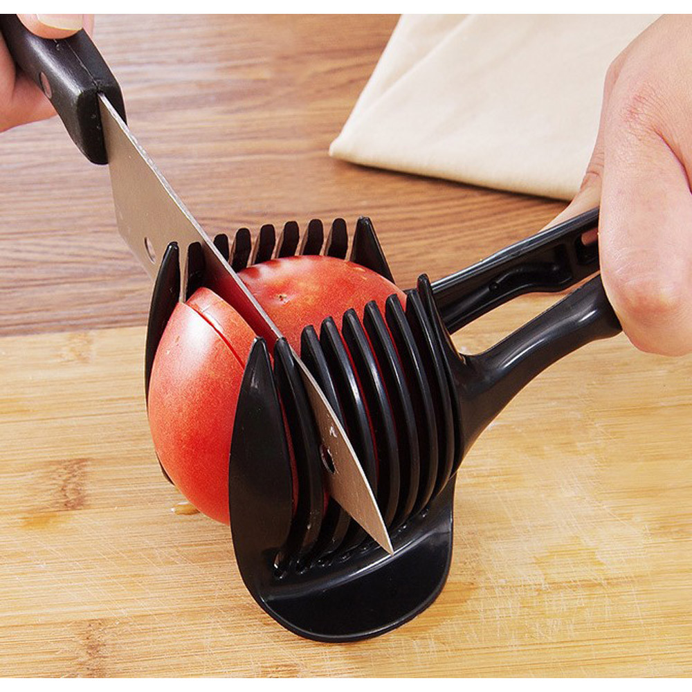 Plastic Potato Tomato Slicer