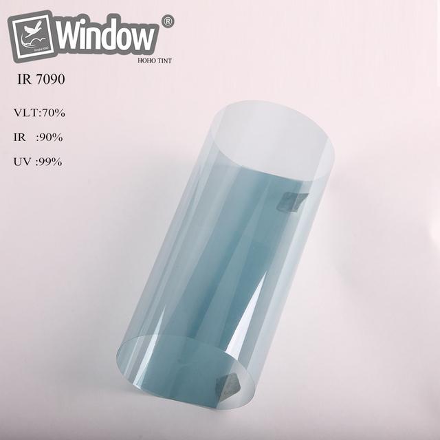 Tintes de Cerámica Nano Solar car home office matices de ventana resistente a los arañazos 1.52x30 m/Roll