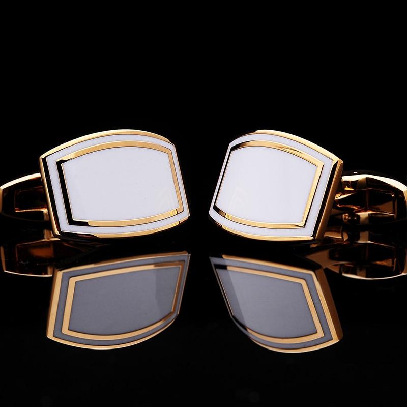 KFLK κοσμήματα γαλλικό μανικετόκουμπα - Κοσμήματα μόδας - Φωτογραφία 2