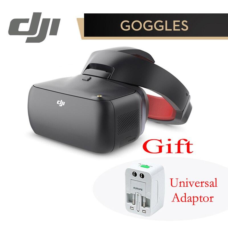 DJI Google Lunettes RE Racing Édition Améliorée FPV HD VR Lunettes pour DJI Spark Mavic Pro Phantom 4 Pro Inspirer 2 Drone Racing