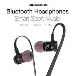 Image 2 - DUSZAKE Thể Thao Tai Nghe Bluetooth Chụp Tai Không Dây Tai Nghe dành cho Điện Thoại Chạy Tai Nghe Có Micro Stereo Bluetooth Tai Nghe Điện Thoại