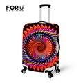 Мода красочные упругой багажа, Водонепроницаемый чемодан крышка Appiy для 18 - 30 дюймов дорожного чемодана, Камера аксессуары