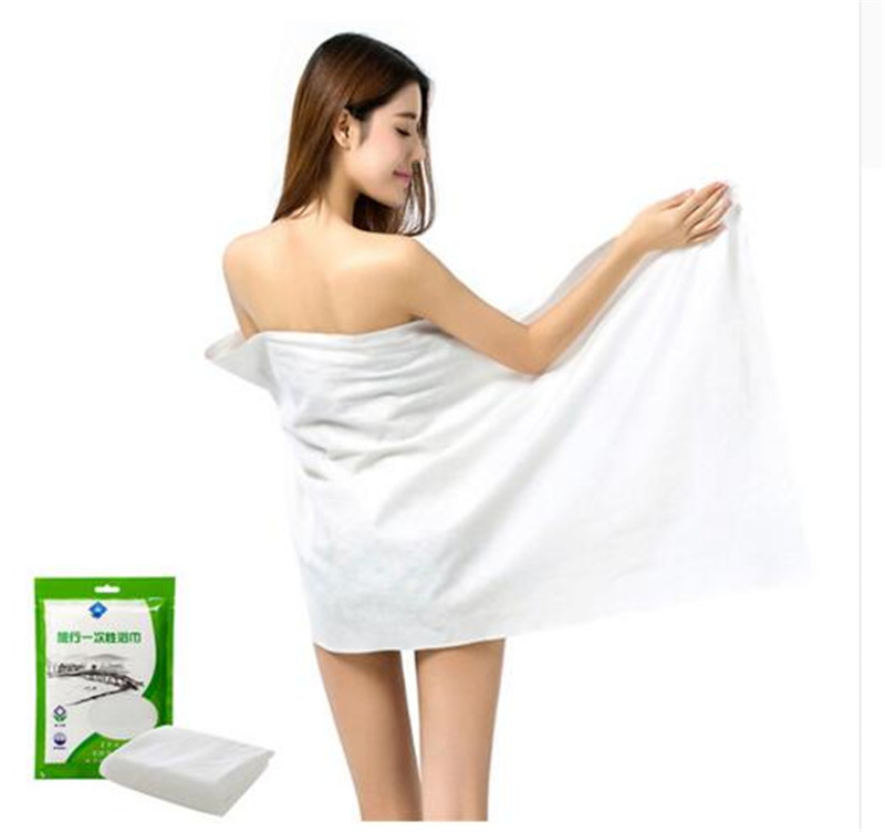 1pcs Disposable Face Towel Travel Towel Disposable Bath Towel Quick-drying Hotel Bath Towel