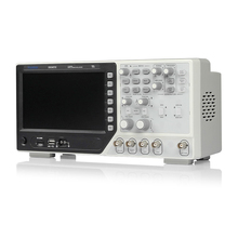 Hantek Osciloscopio Portátil Цифрового DSO4072C 2 Каналов 70 МГц 1GSa/s 40 К USB Осциллографы Ручной ЖК-Дисплей Диагностических-инструмент