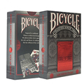 1Deck New Poker Bicycle Architecture Magic playing cards  Deck Playing Magic Props Tricks 81279