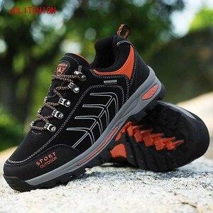 Image 2 - אביב סתיו גברים סניקרס נעליים יומיומיות באיכות גבוהה זמש גברים נעלי Zapatillas Hombre אופנה זכר מעצב Footwears בתוספת 45