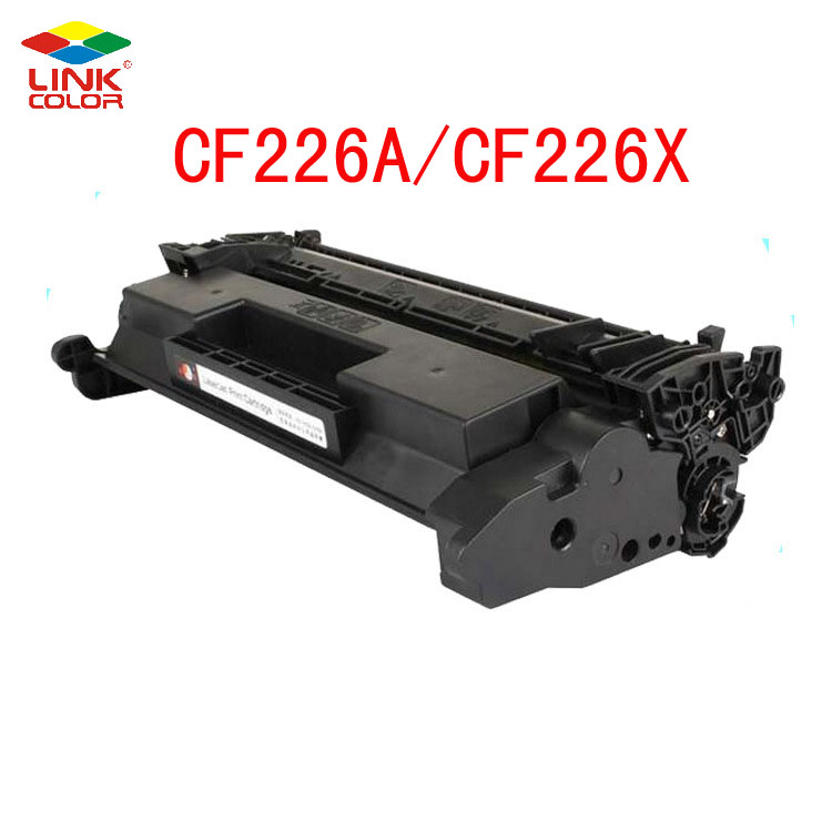 2pcs CF226A 226A 26A toner cartridge For HP LaserJet Pro M402n/M402d/M402dn/M402dw,MFP M426dw/M426fdn/M426f printer parts compatibel cf226x 226x 26x 9000 page yield for hp toner cartridge laserjet pro m402dn m402dw m402n pro mfp m426fdn m426fdw