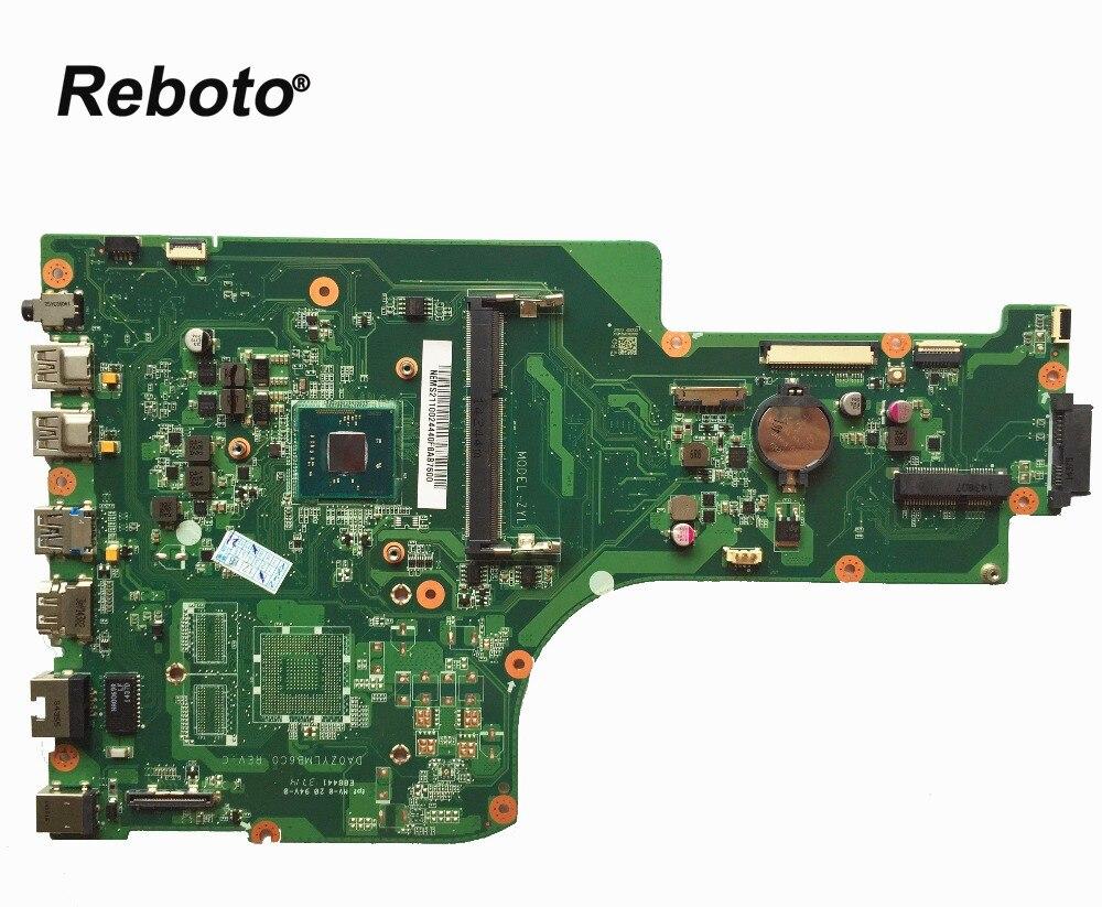 Reboto High quality For ACER ES1 711 Laptop Motherboard W SR1YW N3450 CPU NBMS211002 DA0ZYLMB6C0 Mainboard