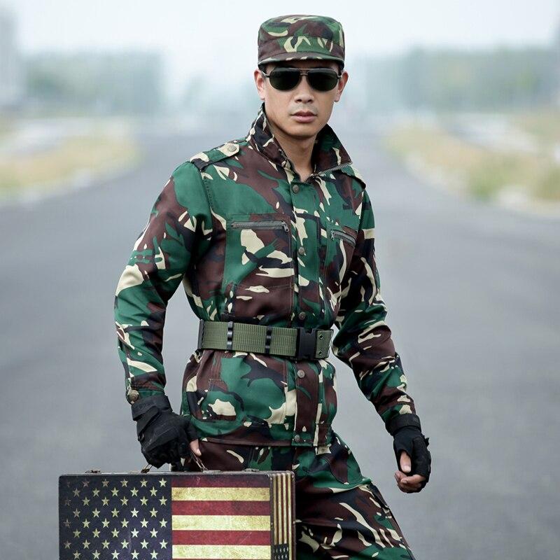 Veshjet për veshje për burra në natyrë Veshjet e kamuflazhit për - Veshje sportive dhe aksesorë sportive - Foto 1