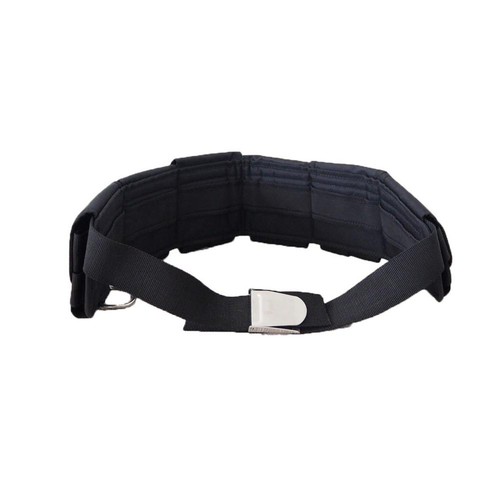 Scuba Adjustable 6 Pocket Diving Weight Belt With Stainless Steel Buckle Water Sport Equipment For Underwater Hunting