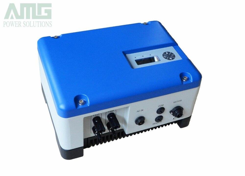 3000W/3KW Solar Water Pump Inverter IP 65 Waterproof 220~240Vac 3 phase