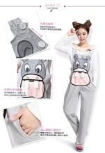 Hippo Maternity Jumpsuit