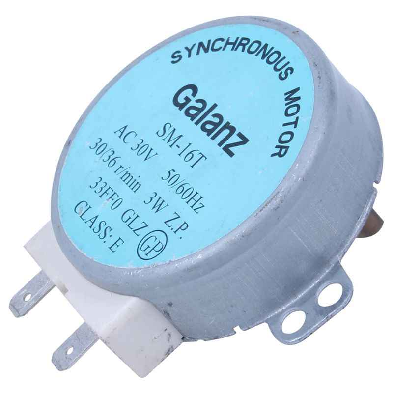 30 Sm-16t ac v 3.5/4 w 30/36 r/min synchronous motor para Galanz forno de microondas