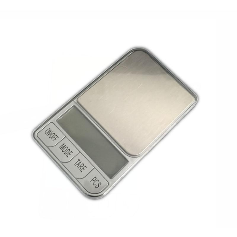 500 g 0,01 LCD elektroonilised kaalud 500 g 0,01 g digitaalsete - Mõõtevahendid - Foto 5