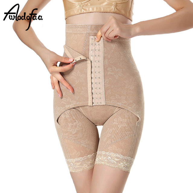 91f44f4b5f2 Hot Sell Fashion Sexy High Quality Control Panties High Waist Abdomen Pants  Hip Pants Postpartum Panties After The Body Shaper