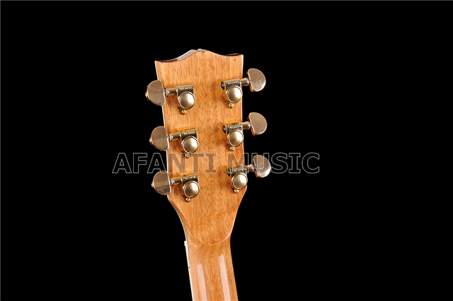 43 inch AFT-J200 Spruce top, Left-hand Acoustic guitar with EQ (AFT-J200) 5