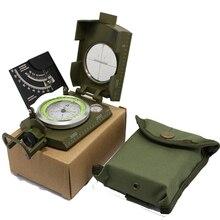 Outdoor Survival kompas wojskowy Camping piesze wycieczki woda kompas kompas geologiczny cyfrowy kompas sprzęt nawigacyjny Camping