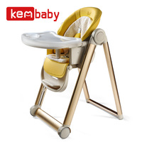 0 3 years old Baby dining chair multi function children eating seat collapsible portable baby table learning chair