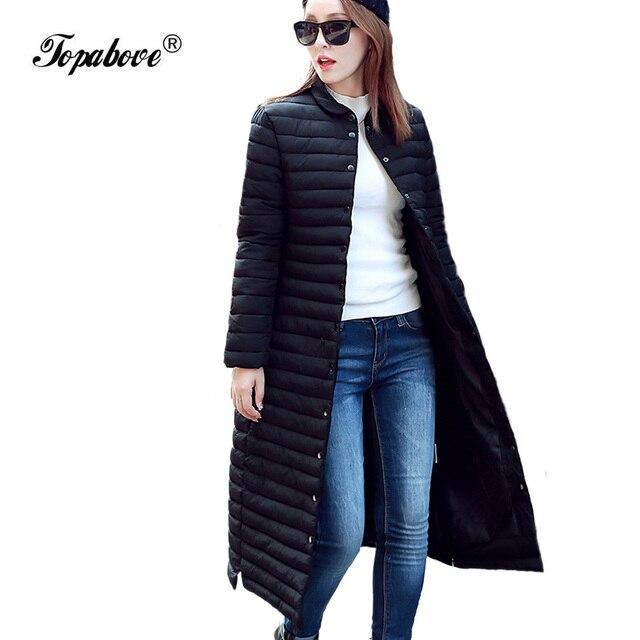 2016 горячая Новая Весна куртка женщин зимнее пальто женщин одежда теплая верхняя одежда Хлопка Мягкий длинный Жакет пуховик плащ