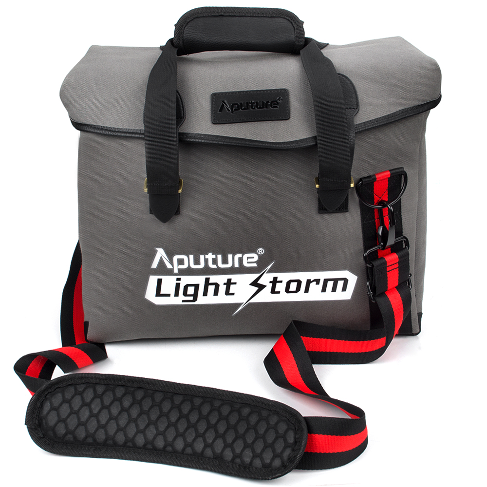 ФОТО Aputure Messenger bag waterproof outdoor carry bag carry case for LS 1s,LS 1C,LS,1/2w,just the bag