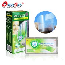 Onuge Advanced Teeth Whitening Dry Strips New 14 Pouches Oral Hygiene Teeth Whitening Tool Tooth Whitener Professional Strips