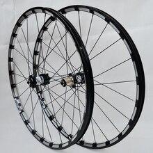 Envío gratis 2016 MTB Mountain Bike 26er 27.5er carbono Seis Agujeros disco de Freno de Rueda CR 24 H 11 Velocidad Apoyo Borde de Ruedas de Aleación