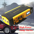 Best Quality 16000mAh Car Jump Starter Multi-function 12V Petrol Diesel 600A Peak Car Charger 4USB Power Bank Compass Free Ship