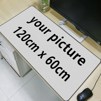 FFFAS Diy Custom 120cmx60cm Mouse Pad XXL Large Picture Customize Gaming Mousepad Office Anime desk table decor Keyboard Big Mat