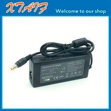 Nuovo 14 v 2.14a 3a ac adattatore di caricabatteria per samsung bx2035 bx2235 s22a100n s19a100n s22a200b s22a300b led lcd monitor us/eu plug