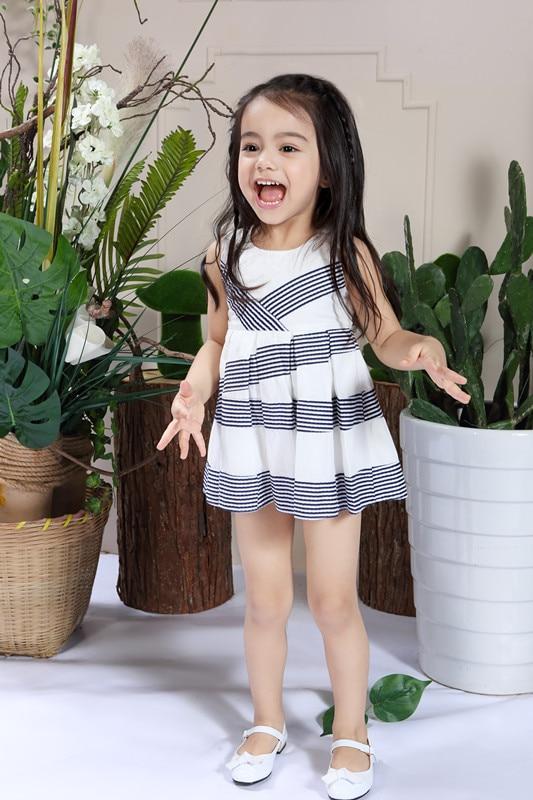 Wholesale 4 pieces/lot cotton summer dress 1 2 3 4 5 years ...  Wholesale 4 pie...