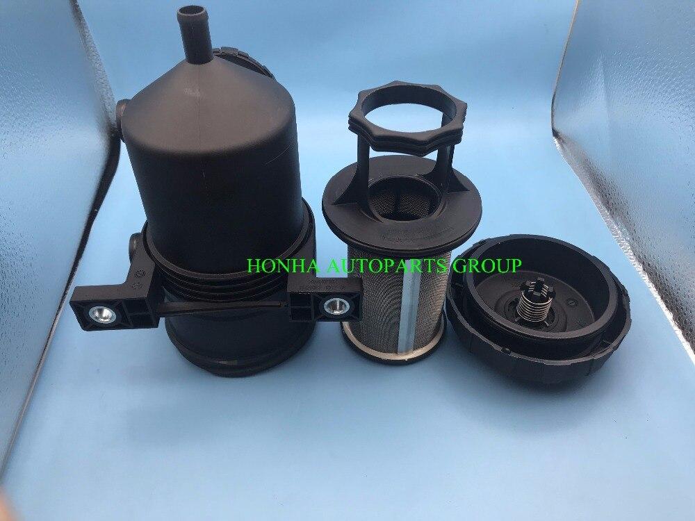 Provent 200 prise d'huile peut Vent EGR bloc plaque pour Mitsubishi Triton MN/ML 2.5 3.2 L 4WD avec filtre intégré en acier inoxydable
