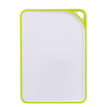 Vegetable chopping plastic plate sticky board household panel large size creative fruit cutting board046