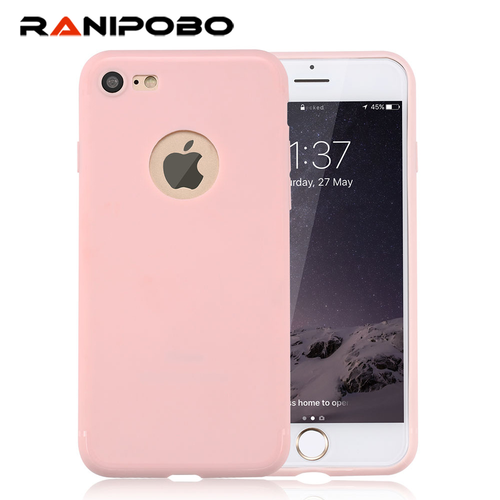 buy ranipobo candy coque for apple iphone 7 7 plus 6 6s plus case for iphone 7