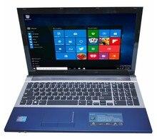 4G RAM+240GB SSD 15.6inch Intel Pentium N3520 HD Graphics Gaming Laptop Windows 10 Notebook Built-in WIFI Bluetooth DVD-RW