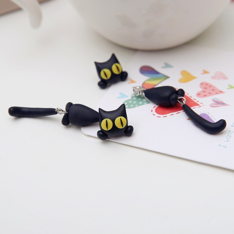 HTB1lf zIpXXXXcPaXXXq6xXFXXXP - Black Cat Cute Earring - MillennialShoppe.com | for Millennials